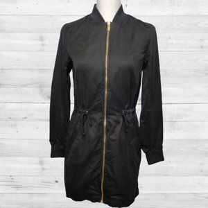 Divided Zip Jacket Size 4